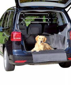 TRIXIE bagagerumstæppe til hunde 164×125 cm sort 1314