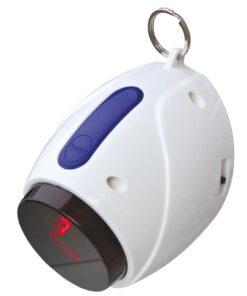 TRIXIE automatisk laserpointer kattelegetøj11 cm hvid 41311