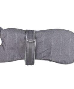 TRIXIE vinterjakke til hunde Brest str. M 50 cm grå 67815