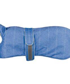TRIXIE vinterjakke til hunde Belfort str. XS 25 cm blå 67860