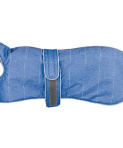 TRIXIE vinterjakke til hunde Belfort str. M 50 cm blå 67865