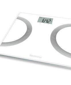 Medisana kropsanalysevægt BS 445 hvid 180 kg 40441