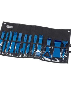 Draper Tools Expert løsneværktøjssæt til indtræk 12 dele blå 22492