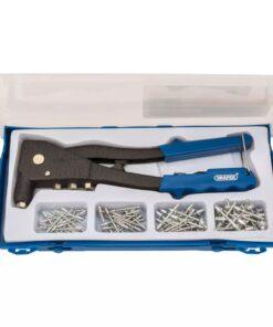 Draper Tools nittepistolsæt blå 27843
