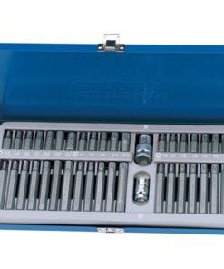 Draper Tools sekskant-, torx- og mangenotbitsæt TX-STAR 33322