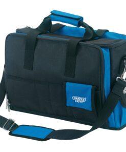 Draper Tools Expert laptopværktøjstaske til elektrikere blå og sort 89209
