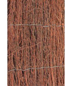 Nature haveskærm lyng 1 x 5 m 1 cm tyk