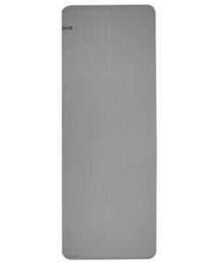 Avento Fitness Yogamåtte 173×61 cm Grå PVC 41VH-GRB-Uni