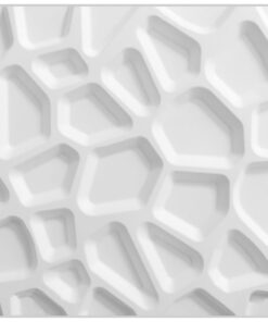 WallArt 3D vægpaneler Gaps 12 dele GA-WA01