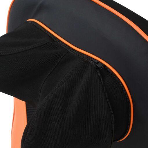 vidaXL stolhynde til nakke- og rygmassage 48 W