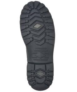 vidaXL herrestøvler sorte størrelse 41