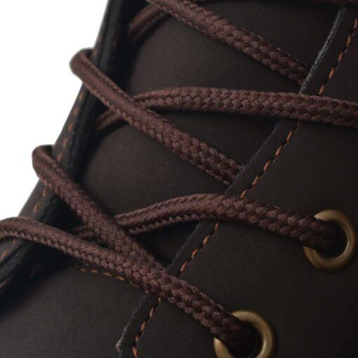 vidaXL herrestøvler størrelse 40 brun