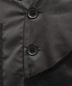 vidaXL Bib overalls til mænd str. M grå