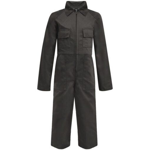 VidaXL overall til børn størrelse 146/152 grå