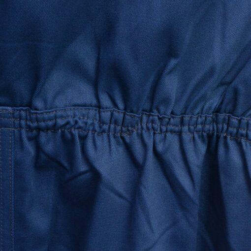 vidaXL overalls til mænd str. M blå