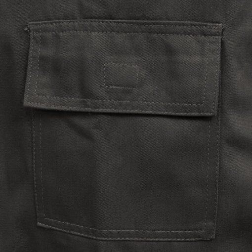 vidaXL overalls til mænd str. L grå