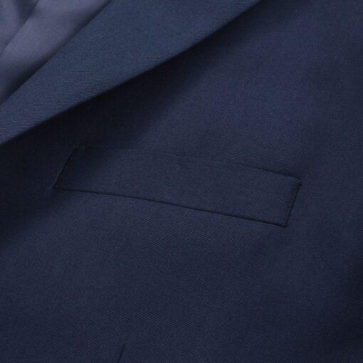vidaXL blazer til herrer str. 48 marineblå