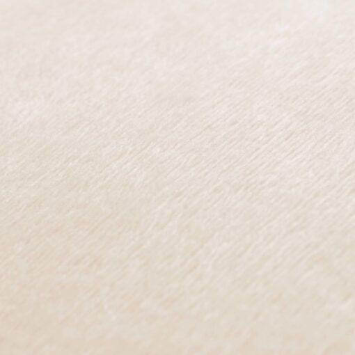 vidaXL pudebetræk 4 stk. velour 80 x 80 cm råhvid