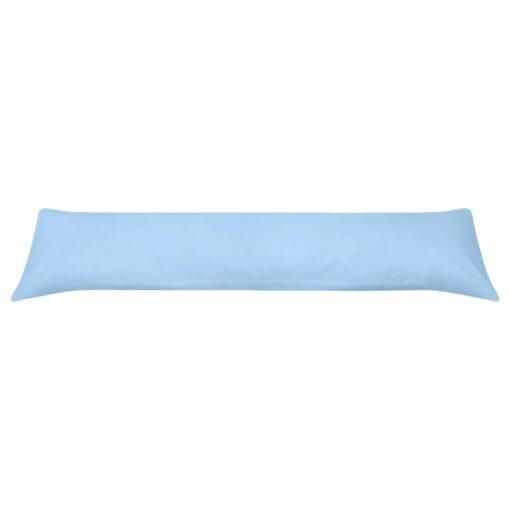vidaXL kropspude 40 x 145 cm blå