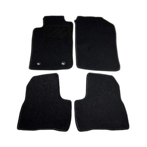 vidaXL bilmåttesæt i 4 dele til Peugeot 206 SW