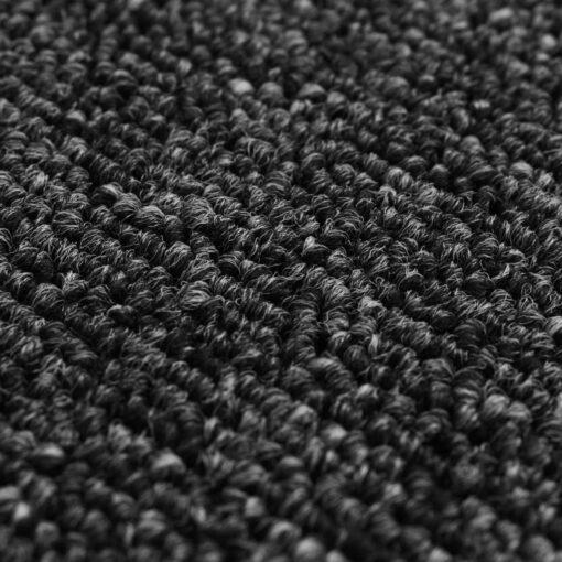 vidaXL tæppe tuftet 120 x 180 cm antracitgrå