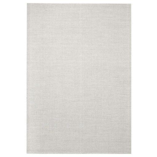 vidaXL tæppe sisallook indendørs/udendørs 140 x 200 cm grå