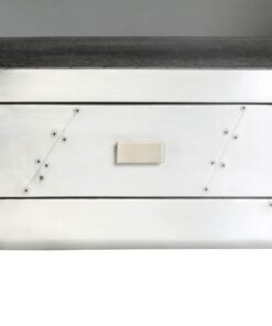 vidaXL Aviator tv-bord vintage flyverstil 140 x 30 x 30 cm