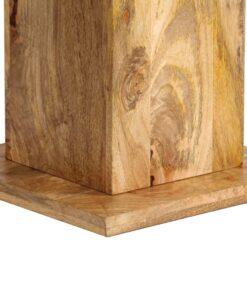 vidaXL spisebord massivt mangotræ 178 x 90 x 77 cm