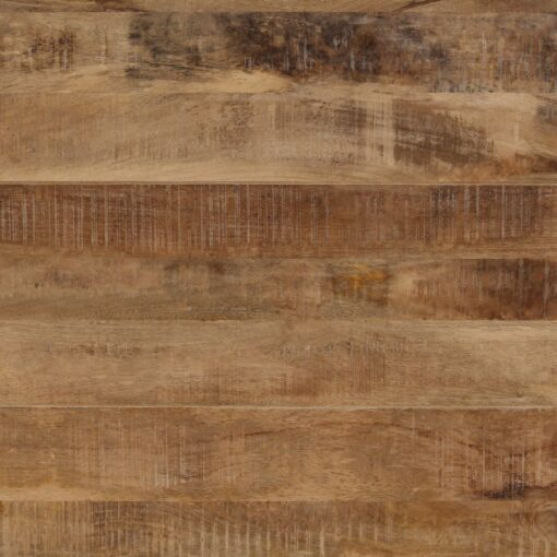 vidaXL spisebord 180 x 90 x 76 cm massivt mangotræ