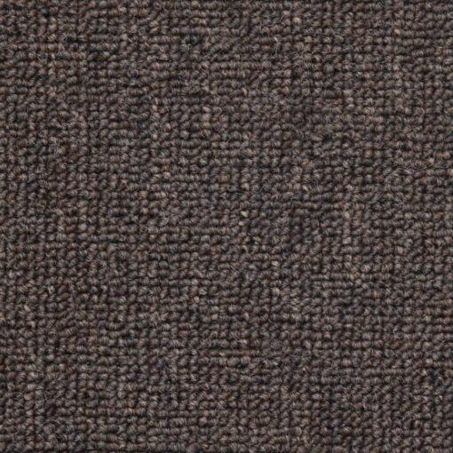 vidaXL 15 stk. trappemåtter 56 x 17 x 3 cm kaffefarvet