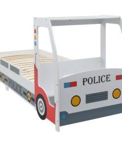 vidaXL politibilseng med bord til børn 90 x 200 cm