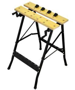 Workbench foldning