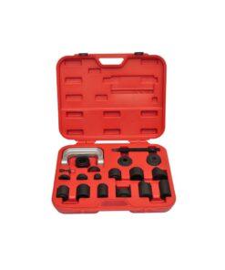 Kuld Tilslutningsadapter værktøjskasse 21 stykker