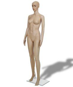 vidaXL mannequin kvinde A