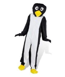 Masquerade Costume Unisex Penguin ML