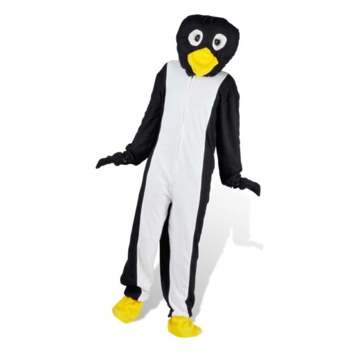 Masquerade Costume Unisex Penguin ML