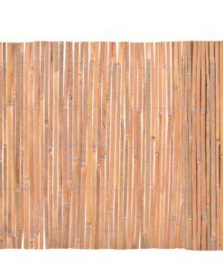 vidaXL bambushegn 100 x 400 cm