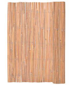 vidaXL bambushegn 200×400 cm