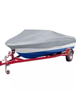 Båd dække grå 427-488 cm lang, 173 cm bred