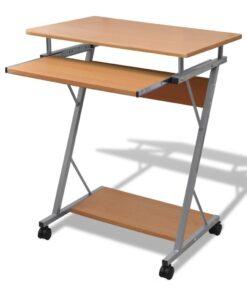 Skrivebord Fårö 60x40cm i brun