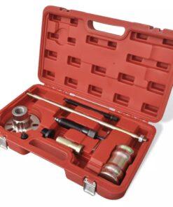 Hjul hydraulisk værktøjskasse