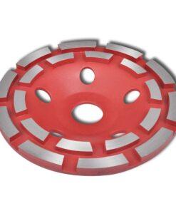 Diamond Cup hjul dobbeltrækker 180mm