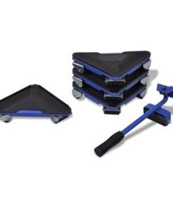 vidaXL møbelliftssæt til transport