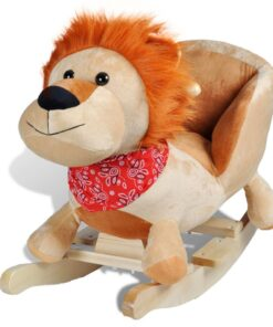 vidaXL gyngedyr løve