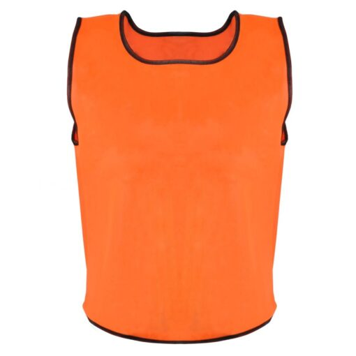 10 stk Orange Sport Bib Junior
