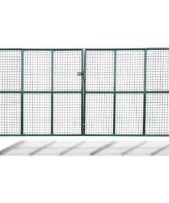 Havelåge med trådnet 415 x 225 cm / 400 x 175 cm