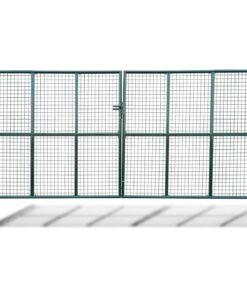 Havelåge med trådnet 415 x 250 cm / 400 x 200 cm