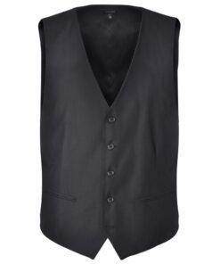 Tre Piece Mænds jakkesæt Størrelsen 48 Sort
