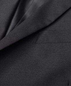 Tre Piece Mænds jakkesæt Størrelse 50 Sort
