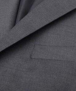 Tre Piece Mænds jakkesæt Størrelsen 46 Anthracite Grey